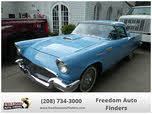 1957 Ford Thunderbird Coupe with Removable Hardtop