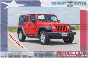 Jeep Wrangler For Sale Austin >> Used Jeep Wrangler Unlimited For Sale With Photos Cargurus