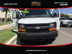 Used Chevrolet Express Cargo For Sale With Photos Cargurus