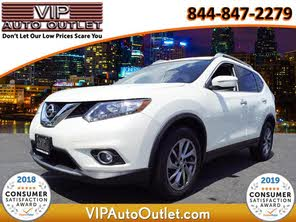 Vip Auto Outlet >> Used Nissan Rogue For Sale Newark De Cargurus