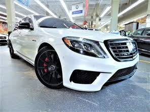 Used 2015 Mercedes Benz S Class For Sale Cargurus