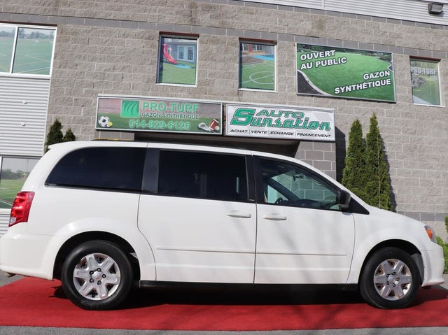 2012 Dodge Grand Caravan SXT FWD