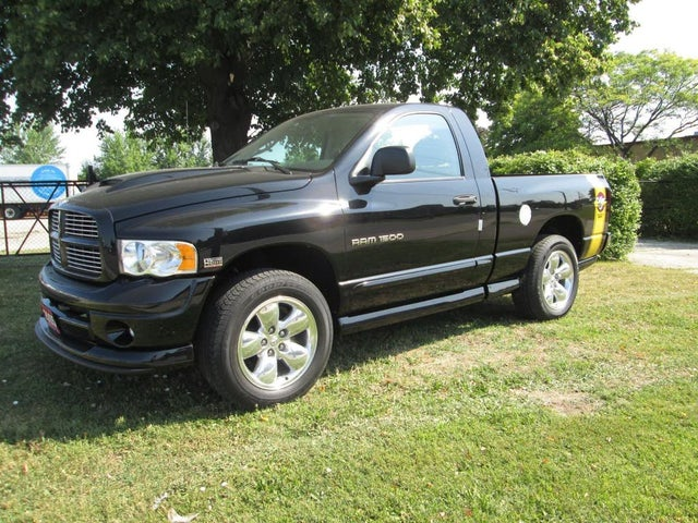 2005 Dodge RAM 1500 Rumble Bee 4WD