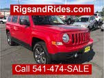 2017 Jeep Patriot Sport SE 4WD