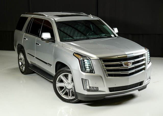 2015 Cadillac Escalade Luxury 4WD