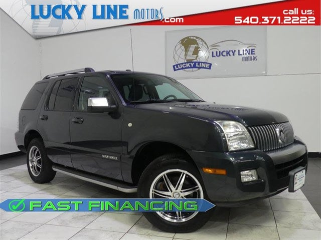 2010 Mercury Mountaineer Premier AWD