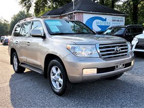 Used Toyota Land Cruiser For Sale New Jersey - CarGurus