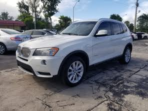 Used 2015 Bmw X3 For Sale Cargurus