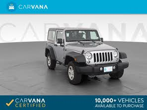 Jeep Wrangler For Sale Austin >> Used Jeep Wrangler For Sale With Photos Cargurus