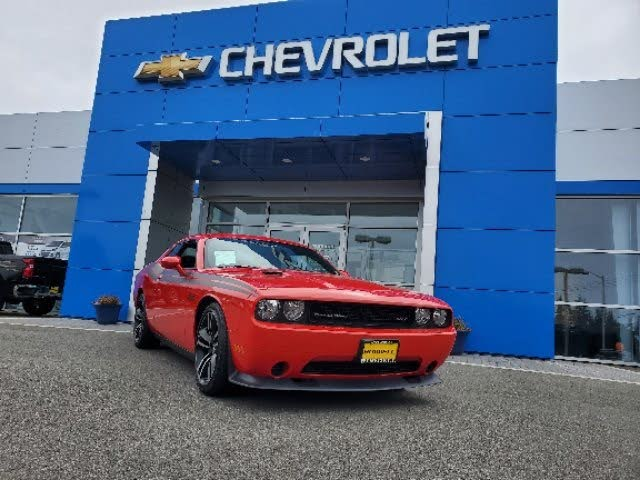 2014 Dodge Challenger SRT8 Core RWD