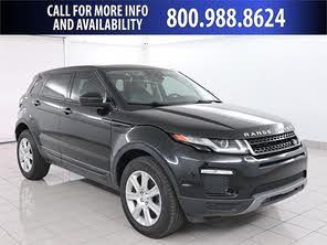 Used 2016 Land Rover Range Rover Evoque For Sale in Kansas