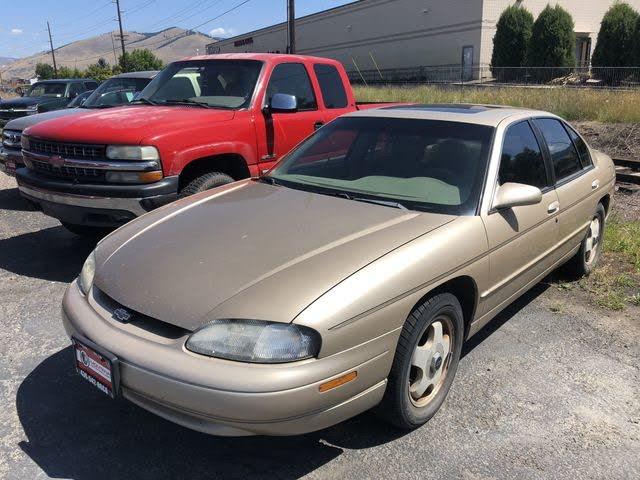 1998 Chevrolet Lumina LTZ Sedan FWD