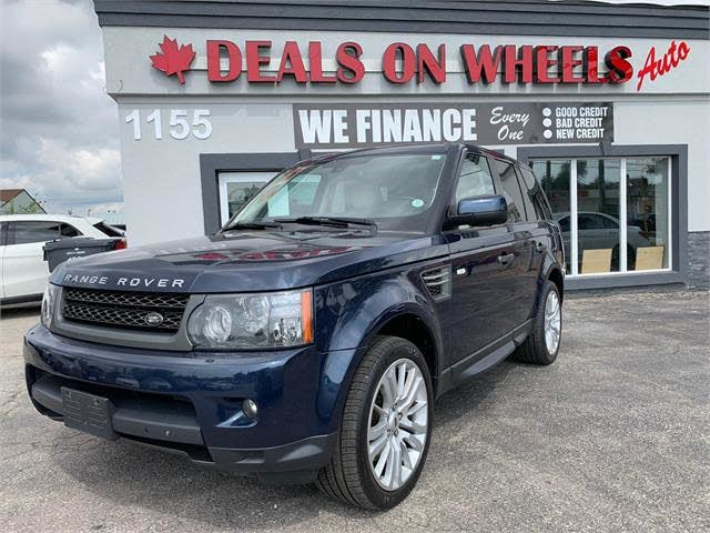 2011 Land Rover Range Rover Sport HSE 4WD