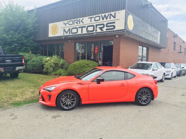 2017 Toyota 86 860 Special Edition