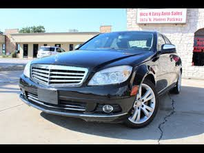 Used 2010 Mercedes Benz C Class For Sale In Dallas Tx