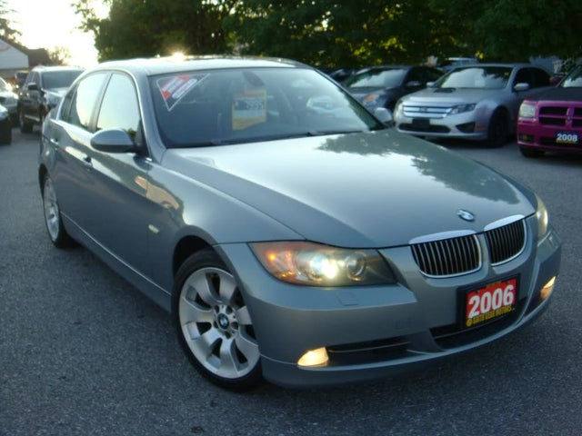 2006 BMW 3 Series 330xi Sedan AWD