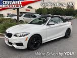 2018 BMW 2 Series M240i xDrive Convertible AWD