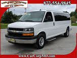 2016 Chevrolet Express 3500 2LS Extended RWD