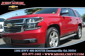 Used Chevrolet Tahoe For Sale With Photos Cargurus