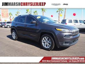 Used 2017 Jeep Cherokee Latitude FWD For Sale in Las Vegas