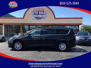 Car Dealerships In Richmond Ky >> 2017 Chrysler Pacifica Touring Fwd