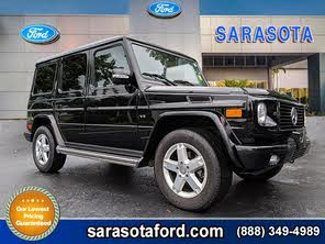 Used Mercedes-Benz G-Class For Sale Sarasota, FL - CarGurus