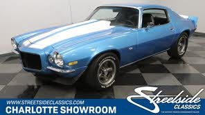 Used 1969 Chevrolet Camaro For Sale in Charlotte, NC - CarGurus