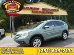 2012 Honda CR-V EX-L AWD with Navigation