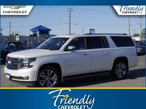 Used 2015 Chevrolet Suburban For Sale In Minneapolis Mn