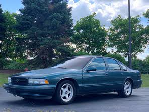 Used 1996 Chevrolet Impala For Sale in Chicago, IL - CarGurus