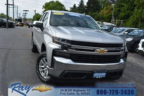 Used 2019 Chevrolet Silverado 1500 Lt For Sale With Photos
