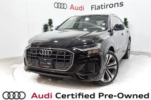 Used 2019 Audi Q8 For Sale In Fort Collins Co Cargurus