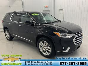 Used 2019 Chevrolet Traverse High Country AWD For Sale