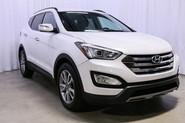 2014 Hyundai Santa Fe Sport 2.0T Limited AWD with Saddle Leather