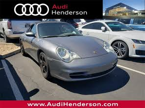 Used Porsche 911 Carrera 4 Awd Convertible For Sale In