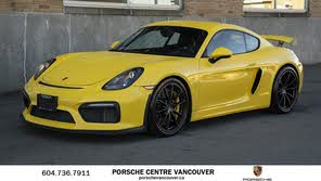 Used Porsche Cayman Gt4 For Sale With Dealer Reviews