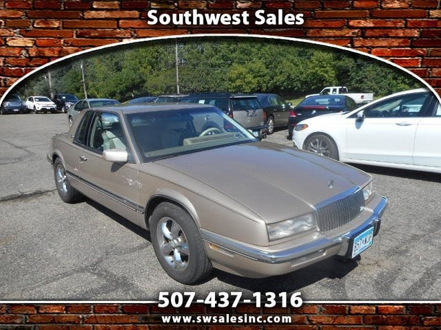1989 Buick Riviera Coupe FWD