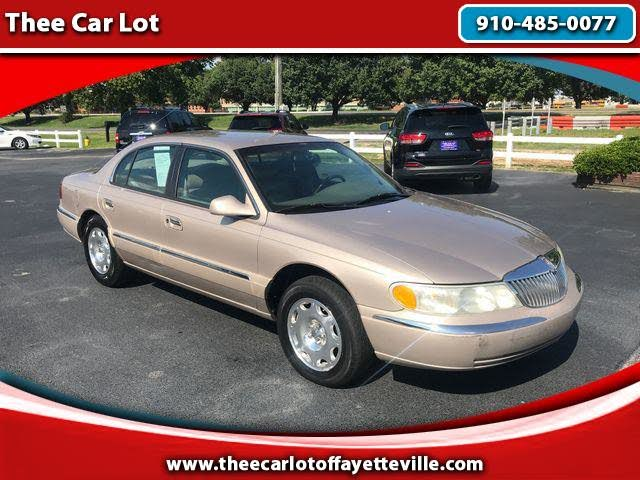 1998 Lincoln Continental FWD
