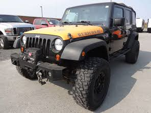 Used Jeeps Near Me >> Used Jeep Wrangler Unlimited For Sale With Photos Cargurus