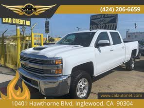 Chevy 2500 Diesel For Sale >> Used 2017 Chevrolet Silverado 2500hd For Sale With Photos