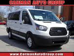 2019 Ford Transit Passenger 150 XL Low Roof RWD with 60/40 Passenger-Side Doors