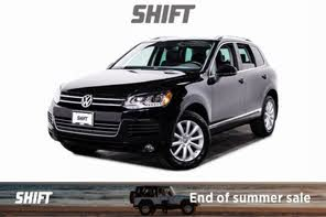 Used Volkswagen Touareg For Sale Portland, OR - CarGurus