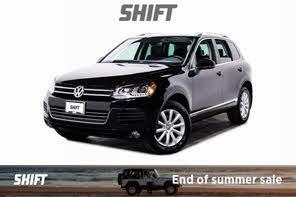 Used Volkswagen Touareg For Sale - CarGurus