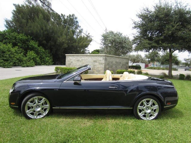 2009 Bentley Continental GTC W12 AWD