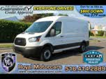 2019 Ford Transit Cargo 150 LWB RWD with Sliding Passenger-Side Door