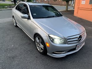 Used 2010 Mercedes-Benz C-Class For Sale in Boston, MA