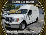 2013 Nissan NV Cargo 2500 HD S w/High Roof