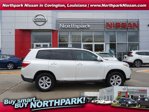 Toyota Of New Orleans >> Used Toyota Highlander For Sale Cargurus