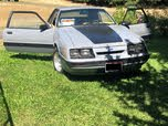 1985 Ford Mustang LX Hatchback RWD