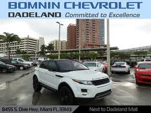 Range Rover Naples >> Used 2012 Land Rover Range Rover Evoque For Sale In Naples